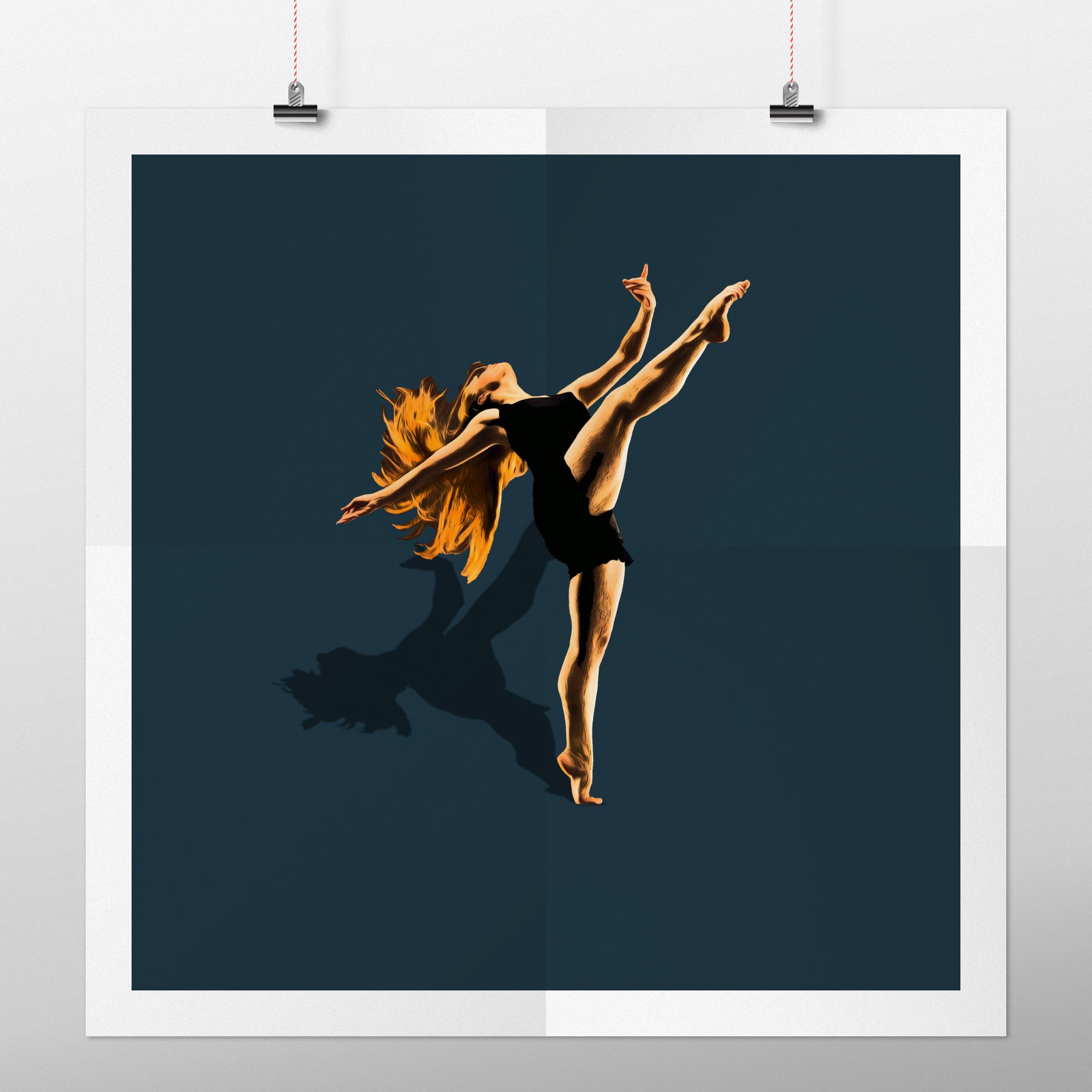 Affiche Minimaliste