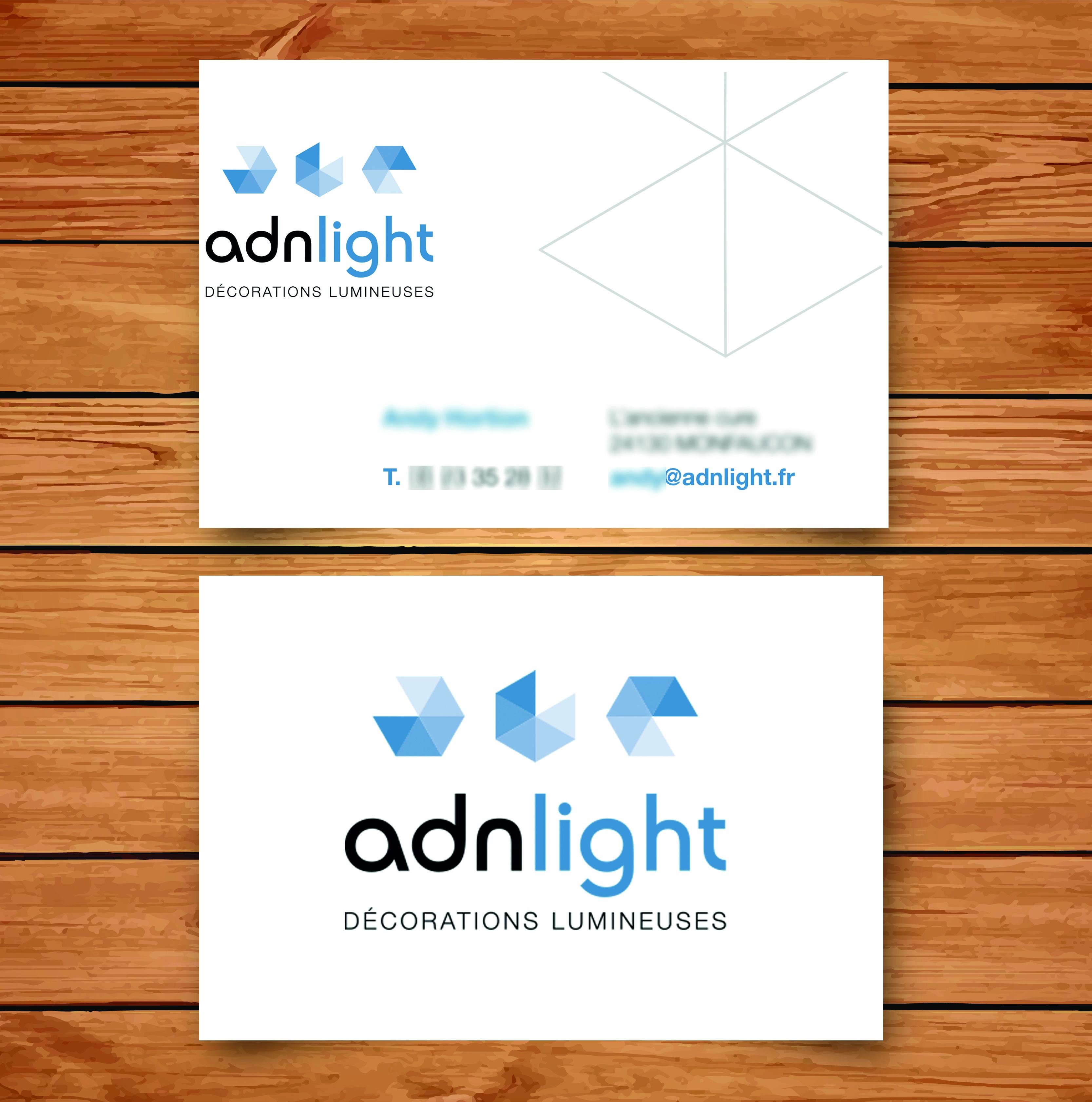 Logo ADNLIGHT