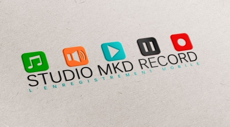 Logo mkd record