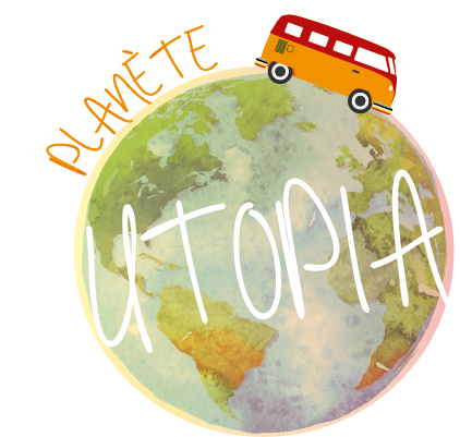logo planete utopia